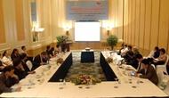 Phái đoàn cán bộ cấp cao OCA làm việc với lãnh đạo Tổng cục TDTT, UBOVN, UBND TP.Hà Nội
