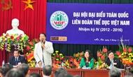 Đại hội đại biểu Liên đoàn Thể dục Việt Nam nhiệm kỳ IV