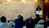Hội nghị khoa học quốc tế