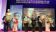 Trung tâm Bảo vệ quyền tác giả âm nhạc Việt Nam đón nhận Huân chương Lao động hạng Ba