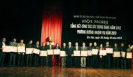 Đảng ủy Bộ VHTTDL tổng kết và phát động phong trào thi đua năm 2013
