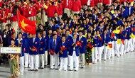 Thành lập Đoàn Thể thao Việt Nam tham dự Đại hội Thể thao trong nhà và Võ thuật Châu Á tại Hàn Quốc
