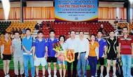 Công đoàn Bộ VHTTDL tham gia Giải thể thao Công đoàn Viên chức Việt Nam năm 2013