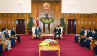 Văn hóa là một trụ cột trong quan hệ Việt Nam-Nhật Bản