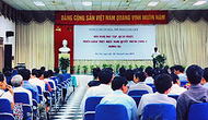 Hội nghị quán triệt triển khai thực hiện Nghị quyết Trung ương 7 khóa XI