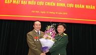 Giao lưu, gặp mặt đại biểu Hội Cựu chiến binh Bộ và Cựu chiến binh, Cựu quân nhân Công đoàn Bộ VHTTDL
