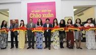 Công đoàn Cục MTNA và TL Tổ chức trưng bày, triển lãm mỹ thuật và nhiếp ảnh chào Xuân 2014