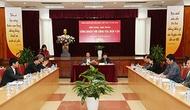 Hội nghị-Hội thảo Công đoàn với công tác Dân vận