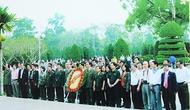 Hội CCB Bộ: Hành hương về thăm chiến trường Điện Biên phủ