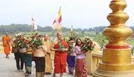 Rộn ràng Tết Chol Chnam Thmay tại Hà Nội