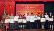 Sơ kết 3 năm thực hiện Chỉ thị số 03 của Bộ Chính trị về học tập và làm theo tấm gương đạo đức Hồ Chí Minh