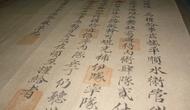 Thẩm định các sắc, bằng liên quan đến chủ quyền biển đảo của Việt Nam được phát hiện ở tỉnh Bình Thuận