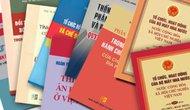 Triển khai hợp nhất các văn bản quy phạm pháp luật