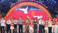 """Chương trình nghệ thuật """"Đại gia đình các dân tộc Việt Nam với sự nghiệp xây dựng và bảo vệ Tổ quốc"""""""