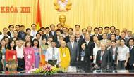 Chủ tịch Quốc hội tiếp đại biểu UNESCO thế giới và Việt Nam