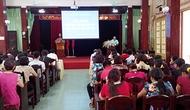 Hội nghị triển khai thi hành Hiến pháp nước Cộng hòa xã hội chủ nghĩa Việt Nam