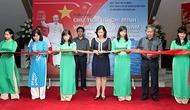 """Triển lãm: """"Chủ tịch Hồ Chí Minh với biển đảo Việt Nam"""""""