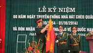 Nhà hát Chèo Quân đội đón nhận Huân chương Bảo vệ Tổ quốc hạng Ba