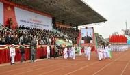 Tổ chức Đại hội TDTT toàn quốc lần thứ VIII năm 2014 tại tỉnh An Giang