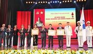 Tổng Công ty Du lịch Hà Nội đón nhận Huân chương Lao động Hạng Nhì