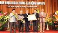 Hội Di sản Văn hóa Việt Nam đón nhận Huân chương lao động Hạng Ba
