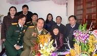 Công đoàn Bộ VHTTDL tri ân Mẹ Việt Nam anh hùng