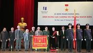 Hội Nhạc sỹ Việt Nam đón nhận danh hiệu Anh hùng Lực lượng vũ trang nhân dân