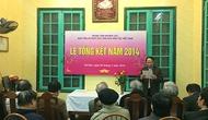 Trung tâm Nghiên cứu Bảo tồn và Phát huy văn hóa dân tộc tổng kết năm 2014