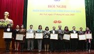 Hội nghị triển khai công tác Công đoàn năm 2015