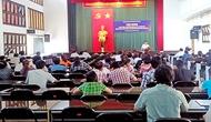 Phổ biến Hiến pháp nước CHXHCN Việt Nam tại các cơ quan, đơn vị trực thuộc Bộ khu vực phía Nam