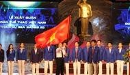 Lễ xuất quân của đoàn Thể thao Việt Nam dự Sea Games 28