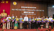 Đại hội đại biểu toàn quốc Hội Văn nghệ dân gian Việt Nam nhiệm kỳ VII