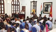 Tổ chức Ngày Quốc tế Yoga lần thứ Nhất tại Hà Nội