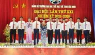 Đại hội Đảng bộ Trường Đại học Thể dục thể thao Bắc Ninh lần thứ XXI