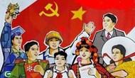 Các khẩu hiệu tuyên truyền Đại hội Thi đua yêu nước toàn quốc lần thứ IX