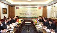 Tăng cường hợp tác lĩnh vực Thể dục thể thao giữa Việt Nam-Lào