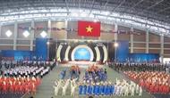 Khai mạc Đại hội quốc tế Võ cổ truyền Việt Nam - Cúp Thăng Long lần thứ Nhất 2015