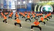 Triển khai nội dung tập thể dục buổi sáng, thể dục giữa giờ, bài võ cổ truyền trong các trường phổ thông