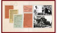 """Triển lãm """"Tuyên truyền Cách mạng trước năm 1945 qua tài liệu lưu trữ"""""""