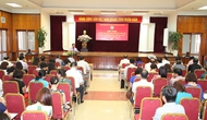 Hội nghị điển hình tiên tiến công chức, viên chức, lao động tiêu biểu xuất sắc 5 năm (2010-2015)