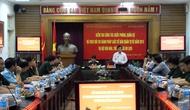 Kiểm tra công tác quốc phòng, quân sự địa phương và theo dõi thi hành pháp luật về dân quân tự vệ của Bộ VHTTDL