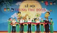 Công đoàn Khối Di sản-Văn hóa cơ sở tổ chức Lễ hội Trung thu