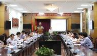 Hội nghị Ban chấp hành Đảng ủy Bộ VHTTDL