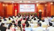 Tập huấn rà soát và đề xuất phương án đơn giản hóa thủ tục hành chính giấy tờ công dân