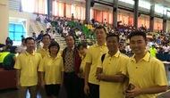 Công đoàn Bộ tham gia Giải thể thao Công đoàn Viên chức Việt Nam