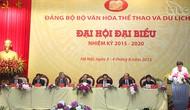 Quy chế làm việc của Ban Chấp hành Đảng bộ Bộ VHTTDL nhiệm kỳ 2015-2020