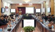 Bộ VHTTDL gặp mặt các cựu quân nhân Ngày Thành lập Quân đội nhân dân Việt Nam 22.12 và ngày Quốc phòng toàn dân