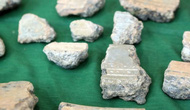 Tìm thấy dấu vết thành Nội tại khu di tích Luy Lâu