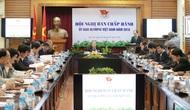 Hội nghị Ban Chấp hành Ủy ban Olympic Việt Nam năm 2016