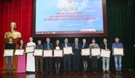 Đoàn TNCS Hồ Chí Minh Bộ VHTTDL tổng kết công tác Đoàn và phong trào thanh niên năm 2015
